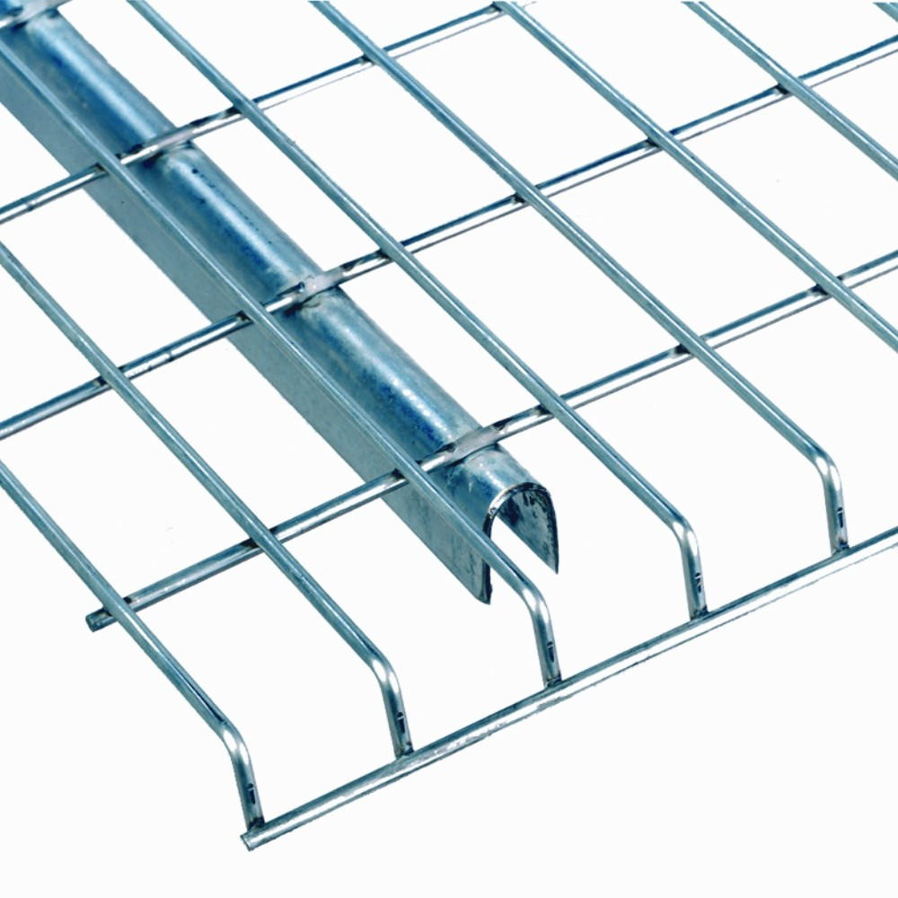 Wire Deck | Products For Industry Wireway Husky Pallet Rack Wire Deck Decking