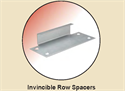 """Picture of Row Spacers 12"""" Row Spacer"""