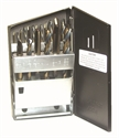 Picture of NO15-57580 18PCS Magnum Super Premiun - Tap & Drill Set - Spiral  Point -SP-18TD Norseman