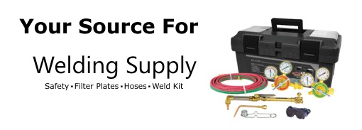 Your source for welding, metal working, and abrasive supplies.