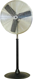 Picture of CACU30-P TPI Pedestal Fan,Horse Power 1/4 HP, 3 Speed, 120 Volts, 30""